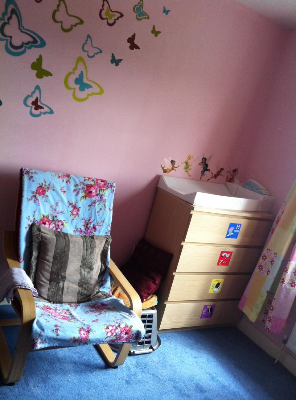 Girls Room Babycribz