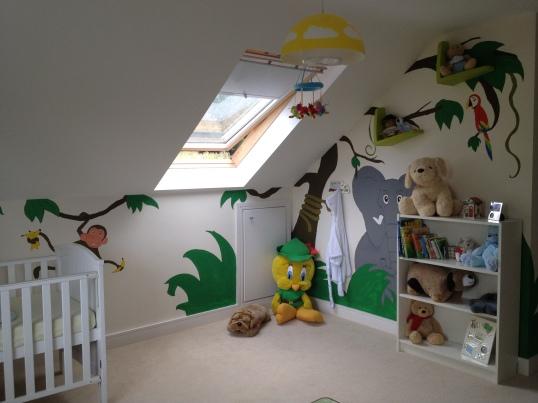 Boys Room Babycribz